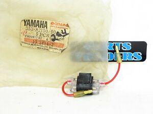 NOS Genuine Yamaha Fuse Holder Assembly QT50 LT2M LB80 LB50 GT80 DT125