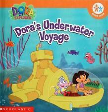 Dora's Underwater Voyage (Dora the Explorer) by Christine Ricci