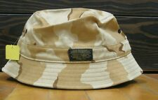 "10 DEEP ""SAND CAMO"" BUCKET HAT (Small FIT) ONE SIZE FITS MOST"