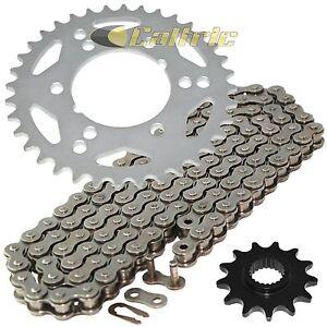 Drive Chain & Sprockets Kit for Polaris Trail Boss 350L 2X4 1990 1991 1992 1993