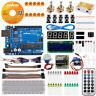 UNO R3 Ultimate Starter Kits for Arduino 1602 LCD Servo Motor B10K Potentiometer