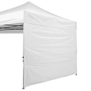 Instant Canopy Tent Sunshade 4 Side Shelter Outdoor Pop Up Ez Camping Garden