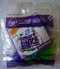 WENDY'S SMART LINKS Plastic Building Toy PTERODACTYL Dinosaur New In Package Set