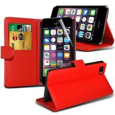 Fundas Para iPhone 8 color principal rojo para teléfonos móviles y PDAs