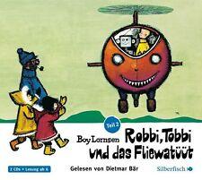 Robbi, Tobbi und das Fliewatüüt, Teil 2. Vom Nordpol bis Loch - CD