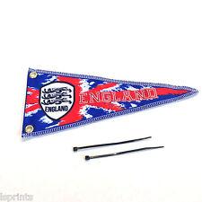 Antena De Coche Antena Bandera Inglaterra Union Jack Banderín De Fútbol Topper Diseño Regalo