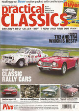 Practical Classics Aug 03 Dodge Coonet XJS TR2 TR4 Classic Rally Cars Elan 3000