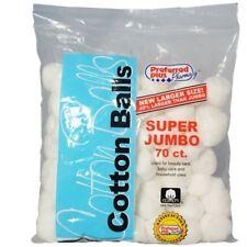 Cotton Balls Super Jumbo 70 ea