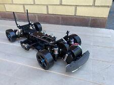 Tamiya Ff01 Frp Cabon Chassis 1-10