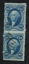 Ckstamps: Us Revenue Stamps Collection Scott#R36b Used 1 Lightly Crease