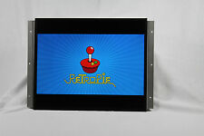"NEW 19""  LCD MONITOR Open Frame HDMI DVI VGA Raspberry Pi RetroPie Multicade"