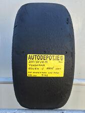 200/50VR13 YOKOHAMA ADVAN 1 SOFT TRACK DAY Partworn RACING tyre (T123)