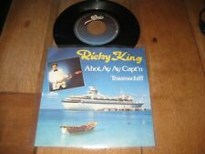 Ricky King.A.Ahoi,ay ay capt'n.B.Traumschiff.(4338)