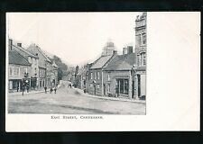 Somerset CREWKERNE East St c1900s unposted PPC