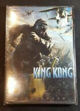 New ListingKing Kong 2005 Widescreen Dvd Brand New Unopened Free Shipping!