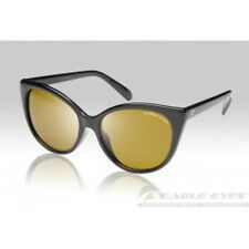 a361d6a6e5a EAGLE EYES ROXIE BLACK POLARIZED SUNGLASSES WITH CASE WORLDWIDE SHIPPING