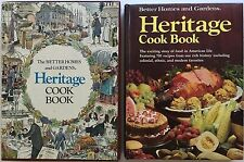 BETTER HOMES AND GARDENS HERITAGE COOK BOOK First Edition Eighth Printing 1978