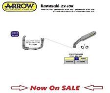 Kawasaki ZX10R 06 07 exhaust full system Arrow Dual Thunder TITAN EEC