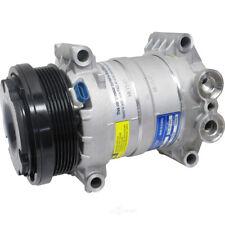 New A/C Ac Compressor With Clutch Fits: 96-05 Chevrolet Astro Gmc Safari 4.3L
