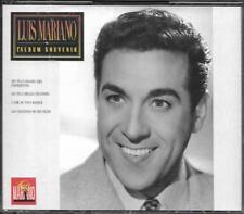 DOUBLE CD 40 TITRES LUIS MARIANO L'ALBUM SOUVENIR BEST OF 1990 EMI FRANCE