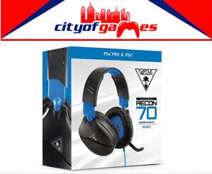 Turtle Beach RECON 70P Headset PS4 - Black Brand New