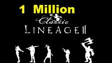 PC Lineage II Adena : 1 Million -   Lineage 2 Classic -  ADEN - 1,000,000   US