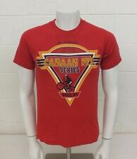 Vintage 1986 4th Annual Canaan Mountain Bike Series T-Shirt Men's Small GREAT