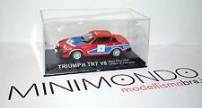 TRIUMPH TR7 V8 MANX RALLY 1978 POND 1/43 IXO ALTAYA