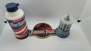 Display Stand For Jurassic Park Barbasol Cryo Can