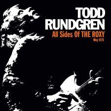 TODD RUNDGREN - ALL SIDES OF THE ROXY MAI 1978 3 CD NEUF