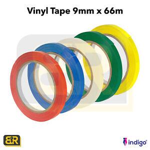 UltraTape Vinyl Sealing Tape Butcher Sweets Fruit Bag Neck Sealer 9mm x 66m