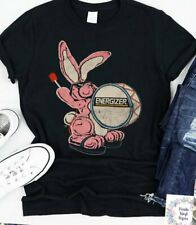 Energizer Bunny T-Shirt Unisex Adult Humor Funny Sizes Cotton Rabbit Battery New