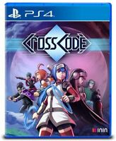 Code Cross  PS4 Playstation 4 Brand New Sealed