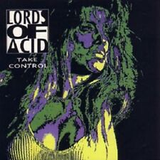 """Lords of Acid Take Control - Canadian 12"""""""