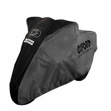 Oxford Dormex Indoor Motorcycle Bike Scooter Cover Large Breathable Dustproof
