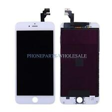 USA White LCD Touch Screen Digitizer + Frame Assembly For iPhone 6 Plus 5.5""
