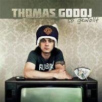 "THOMAS GODOJ ""SO GEWOLLT"" 2 LP VINYL ------ 14 TITEL ------ NEUWARE"