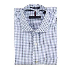 Tommy Hilfiger Stretch Regular Fit Dress Shirt - Medium, XL & 2XL    -       D-9