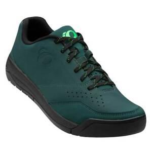 Pearl Izumi X-Alp Flow Flat Pedal MTB Shoes - Green