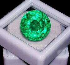 Loose Emerald Natural Gemstone 8 to 10 cts With Certificate