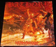 Bathory: HAMMERHEART - Edición Limitada 2LP 180g DISCO DE VINILO Juego 2014 UK