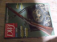 DWJ Deutsches Waffen Journal n°6 Colt M.1855 Couteau de survie Helwan 9mm