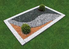 Bellissa U - Beet Kante Kiesbeet Grabgestaltung Rasenkante Grabeinfassung