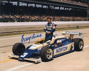 Bobby Unser Autographed Signed 8x10 Photo REPRINT