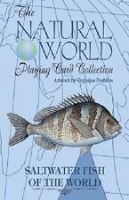 Saltwater, Fish of The World Playing Card New