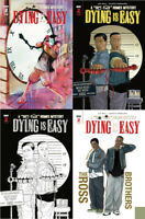 Dying is Easy #2 First Print - Rodriguez Variant - 1:10 - 1:25 IDW 2020