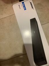 Bose Solo 5 Tv Sound System Bluetooth Soundbar Brand New Sealed
