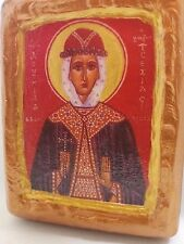 Saint Ludmila of Bohemia Religious Christian Icon