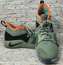 NIKE PG2 PALMDALE ALL STAR Size 17 Mens NBA Basketball Low Top SHOES A01750-300
