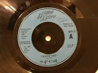 "Soft Cell ‎– Tainted Love - 7"" Vinyl Single 1981 -  Some Bizzare BZS 2"